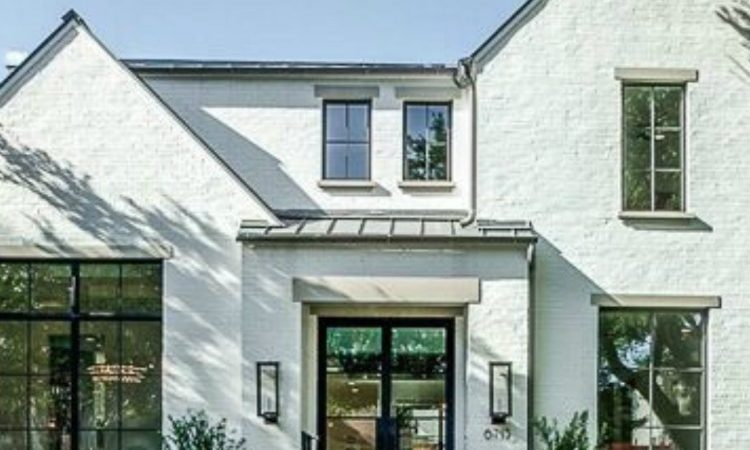 ZDesign At Home House Update - LRO Residential - Dallas, Tx