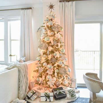 Styled For The Season Christmas Home Tour