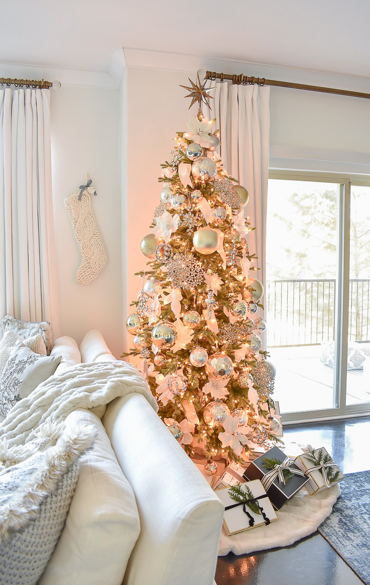 Styled For The Season - Christmas tree