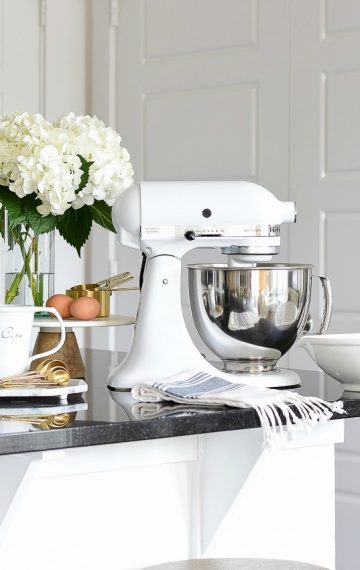 New Kitchen & Small Appliance Favorites Around The House