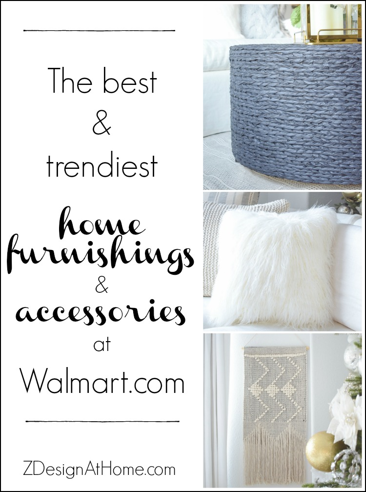 The Best & Trendiest Home Furnishings & Accessories at Walmart.com