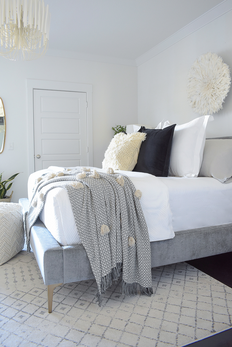 Bedroom updates for the new year - ZDesign At Home