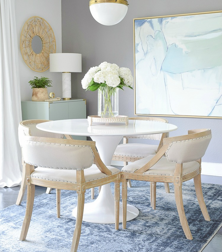 Updated Dining Room Plans