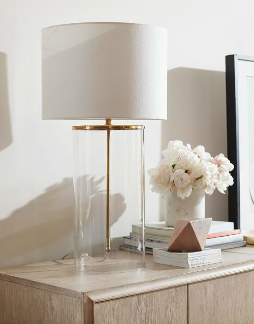 Dining Room Plans - Aria Table Lamp