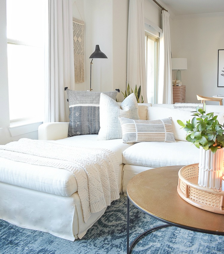 Cozy Winter Home: Creating A Cozy Winter Home With A Nod To Spring