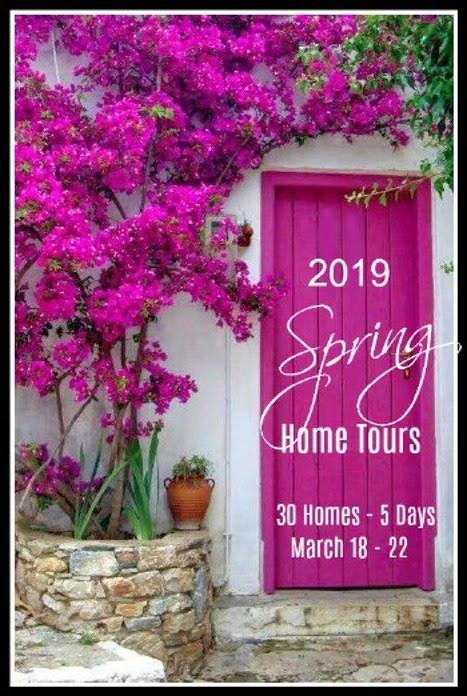 A Stroll Thru Life Spring Home Tour