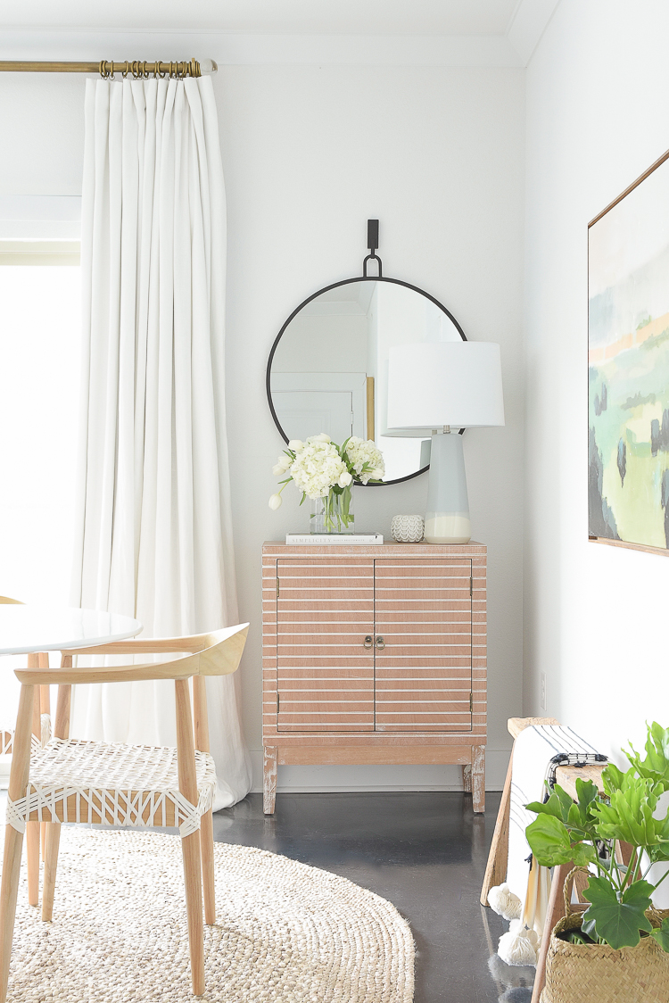 Our Spring Dining Room: Spring Dining Room & Entry Home Tour