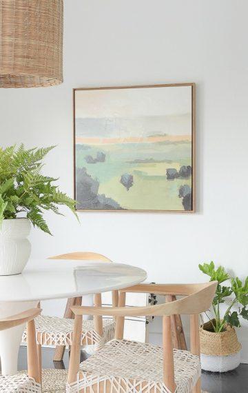 Favorite Spring & Summer Art Pieces
