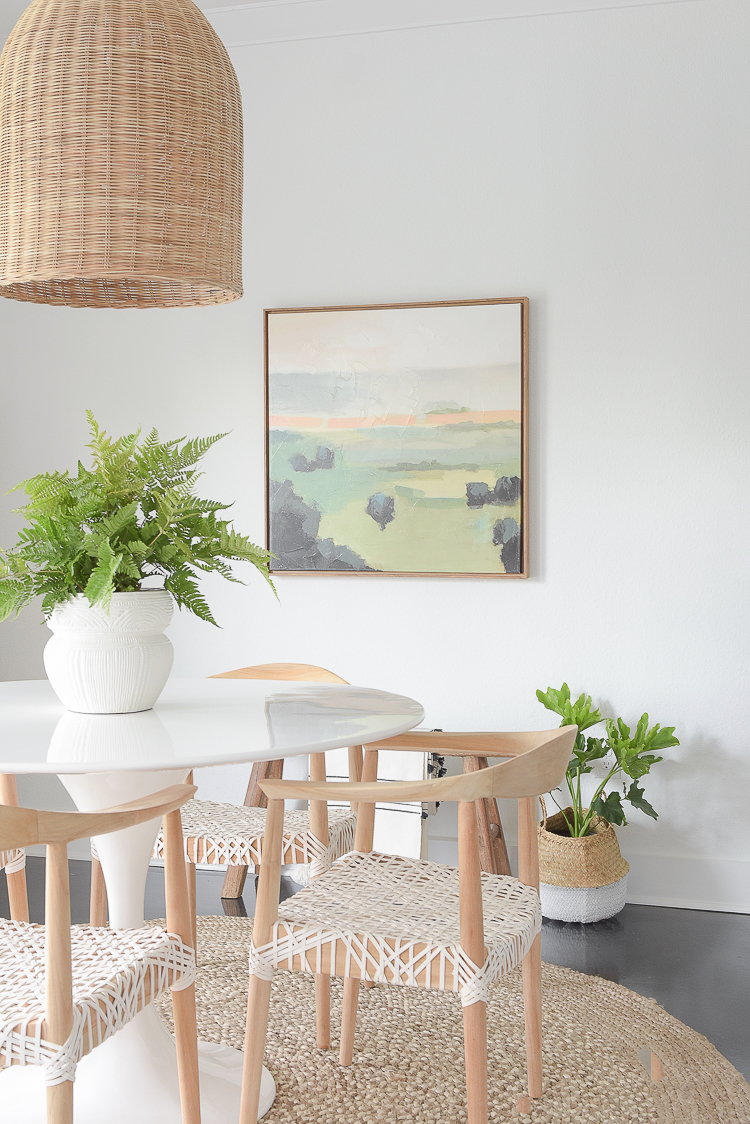 ZDesign AT Home Spring Dining Room Tour