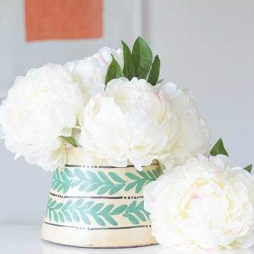 Drew Barrymore Flower Home Line at Walmart - best picks + how to incorporate color and texture into a neutral summer home