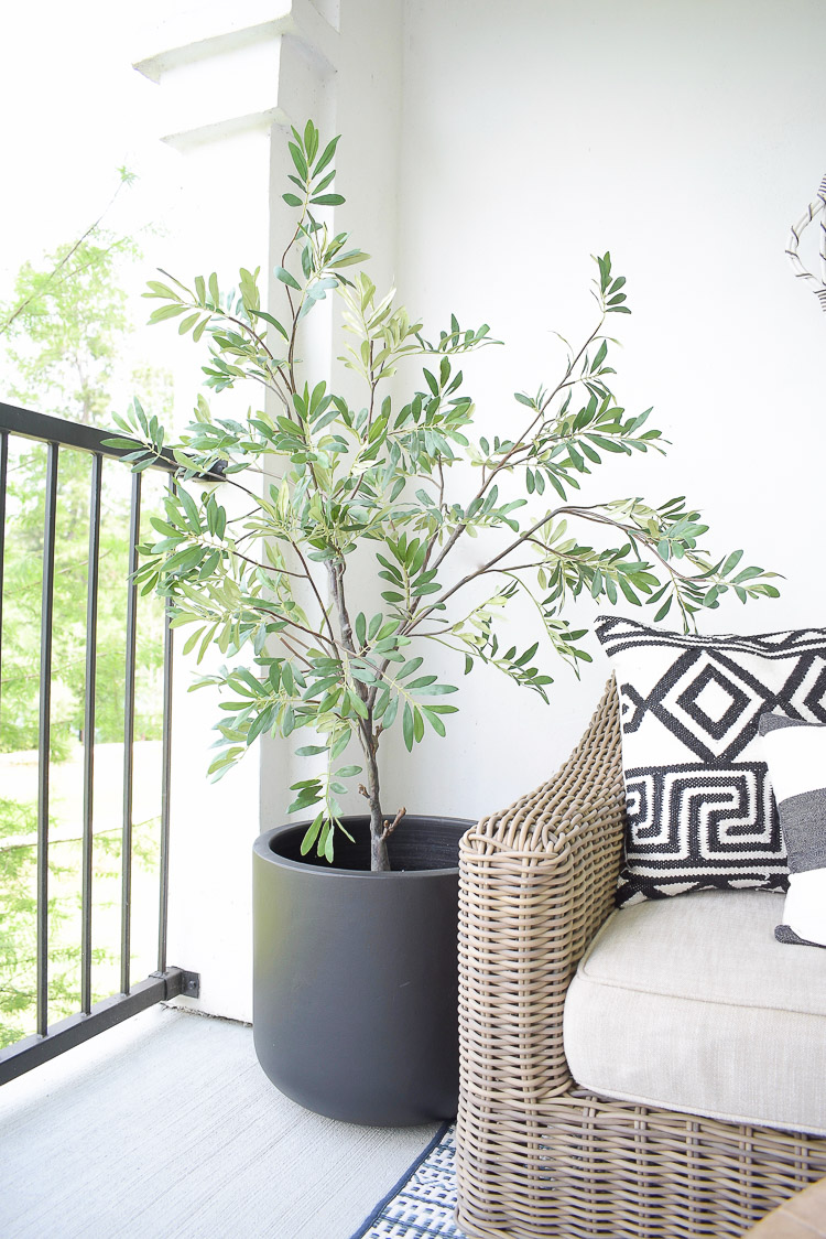 The Best Faux Olive Trees - Reviews & Sources   ZDesign At Home