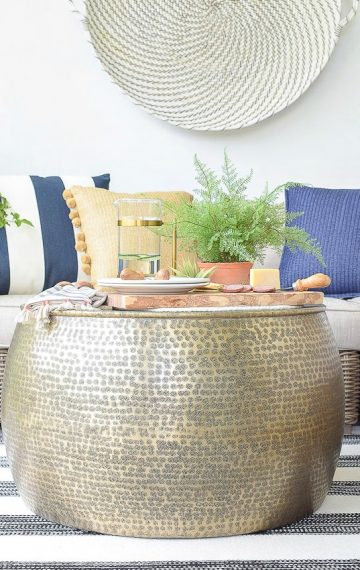 The Beauty of Sustainability in Outdoor Home Decor