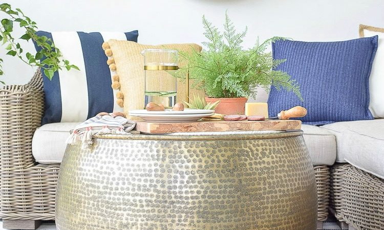 The best sustainable outdoor products in home decor