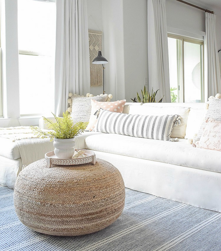 Summer Your Home Living Room Tour