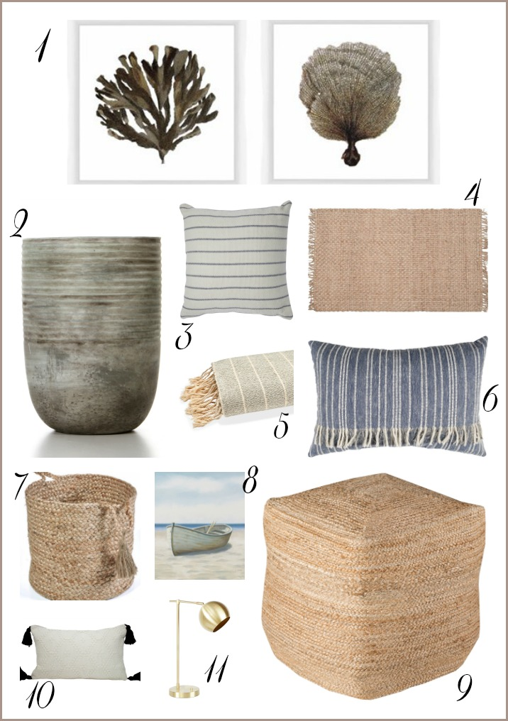 Subtle Ways to Add Coastal Decor To Your Home