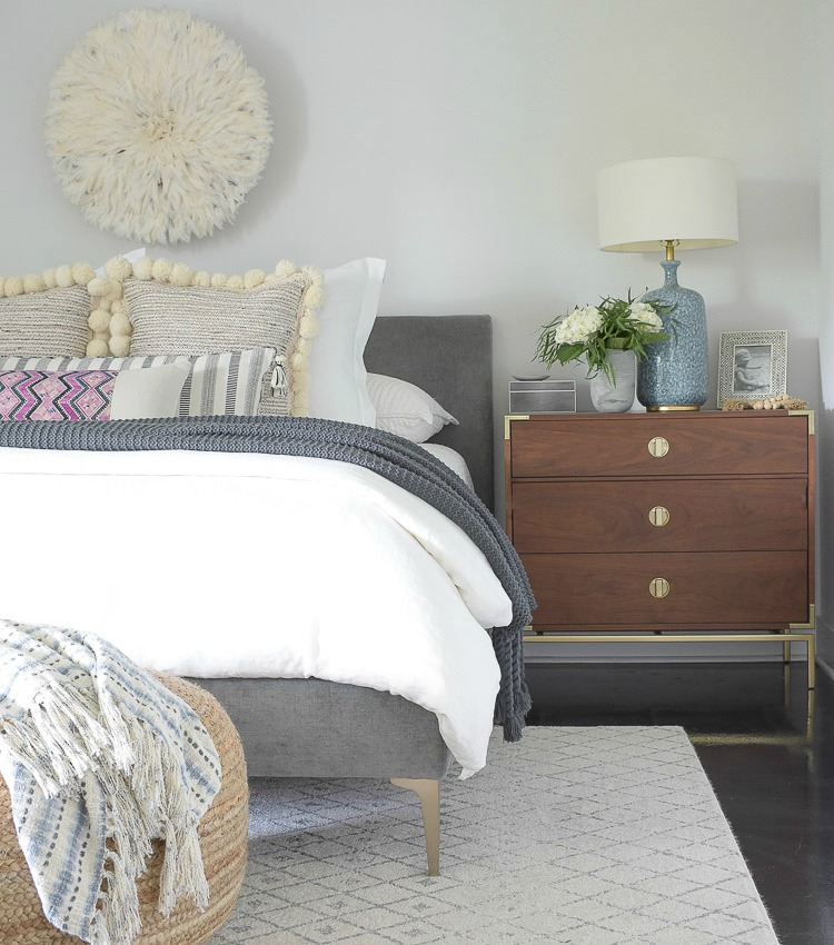 Fall Bedroom Tour