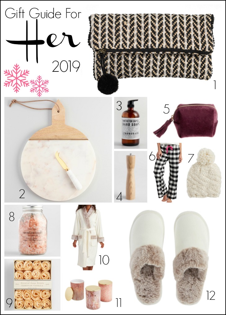 Holiday Gift Guide For Her, Him & The Kids
