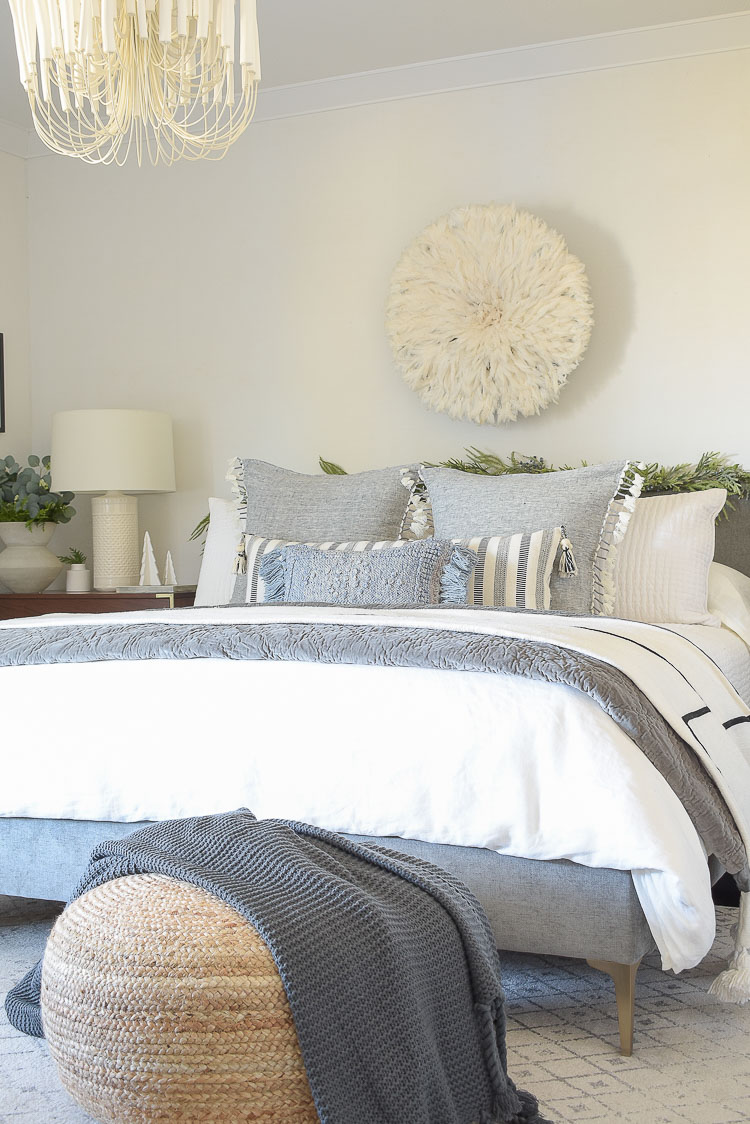 Holiday Bedroom Tour
