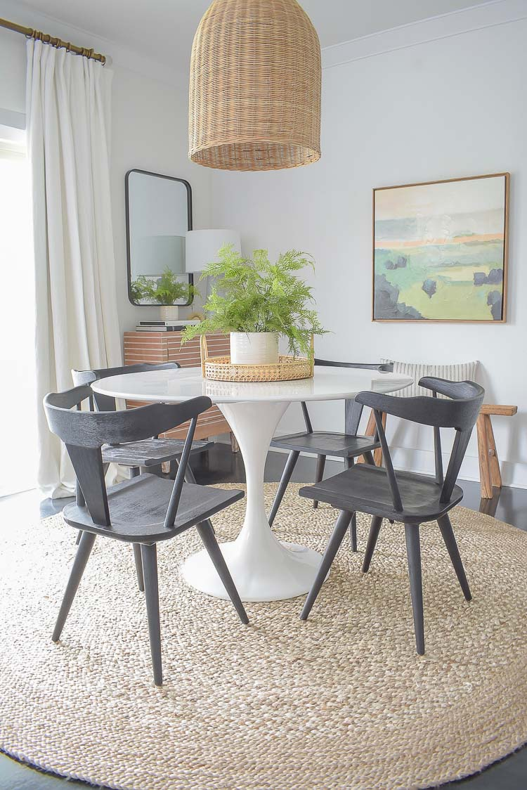 black dining chairs - ruthie, western, ripley