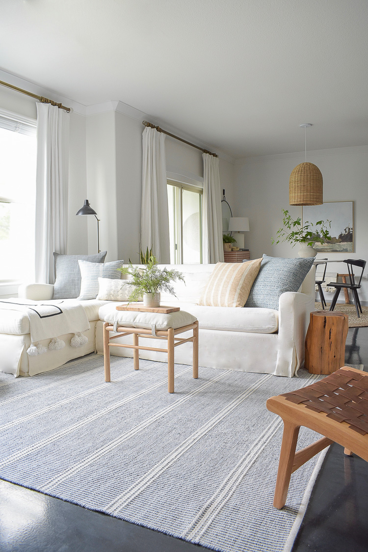My 5 Top Tips for Summer Decorating + A Summer Home Tour