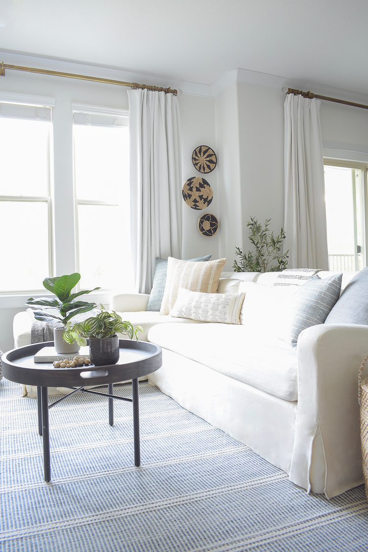 Best faux house plants + how to style and where to buy them