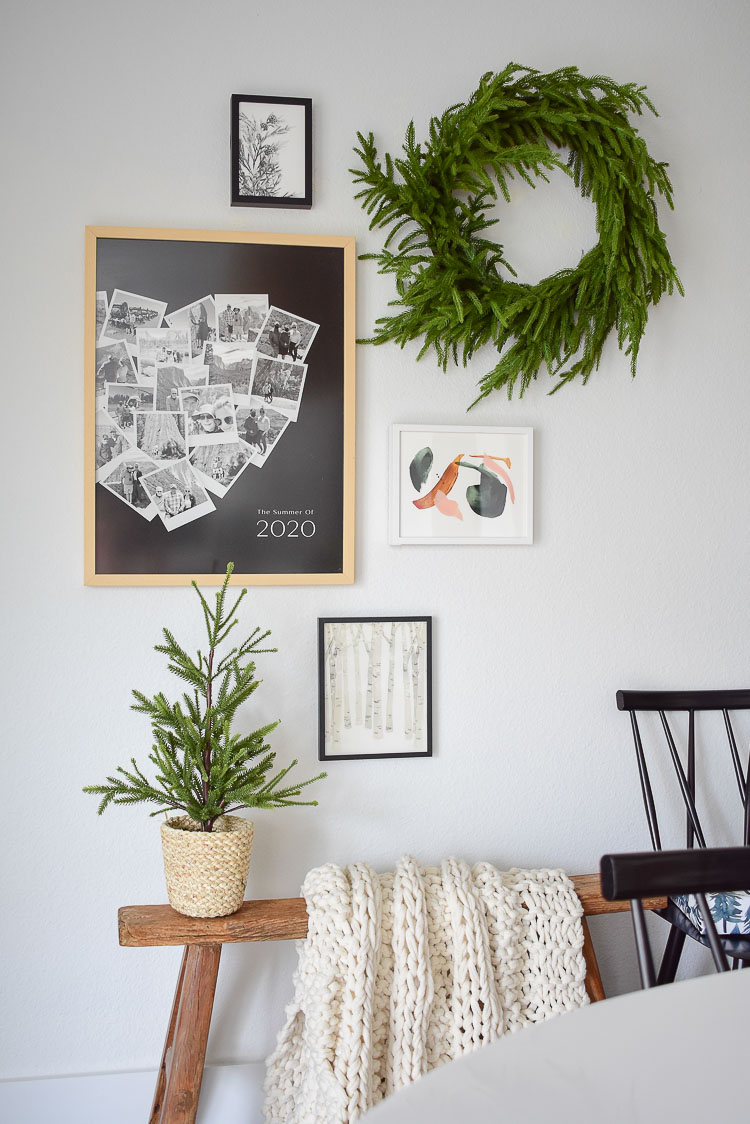 UV-Plexi Glass & Archival Materials - How to hang a gallery wall