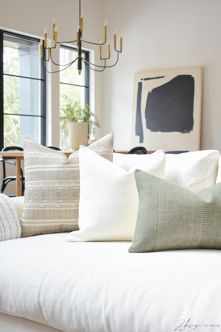 Spring pillow refresh and the best pillow inserts