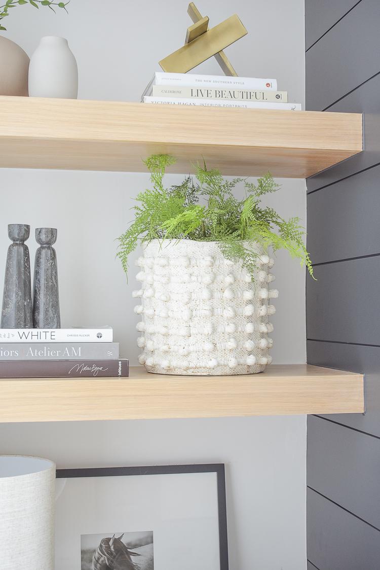 nubby concrete indoor/outdoor pot