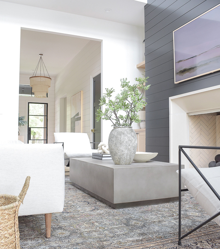 ZDesign At Home Main Living Room Reveal