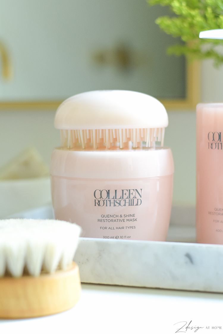 colleen rothschild hair mask review