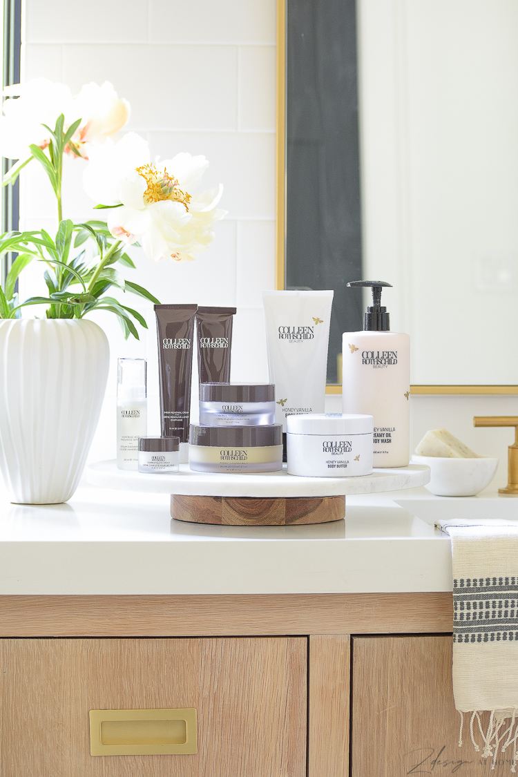 Colleen rothschild beauty products - blogger pics