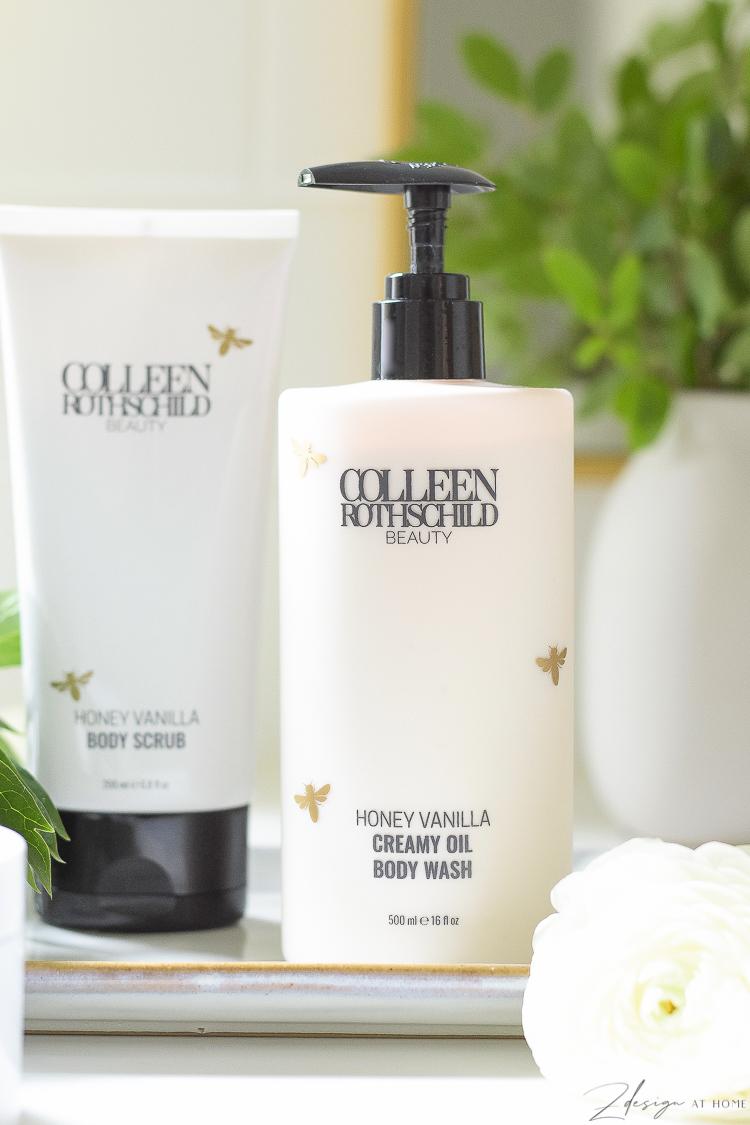 Colleen Rothschild Creamy Oil Body Wash & Scrub Revew