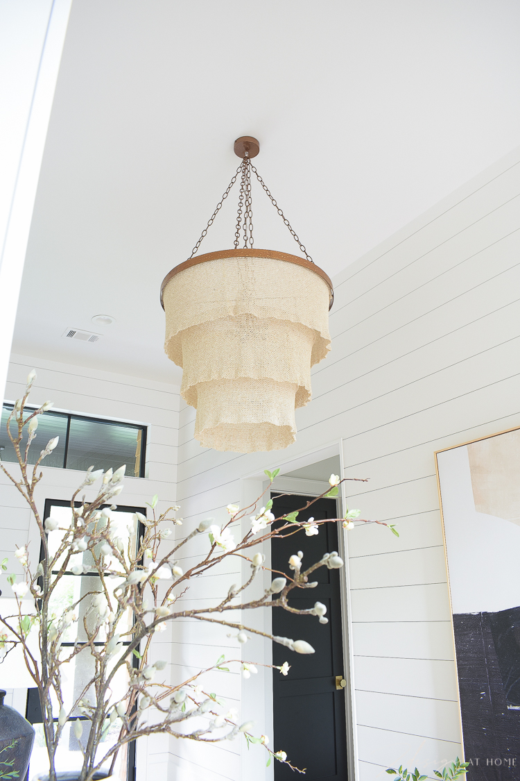 patricia round chandelier