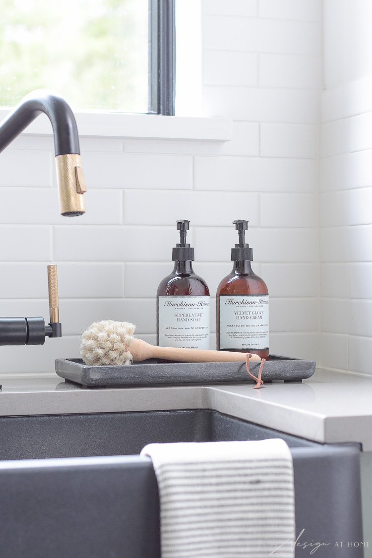 Murchison & Hume soap and lotion set