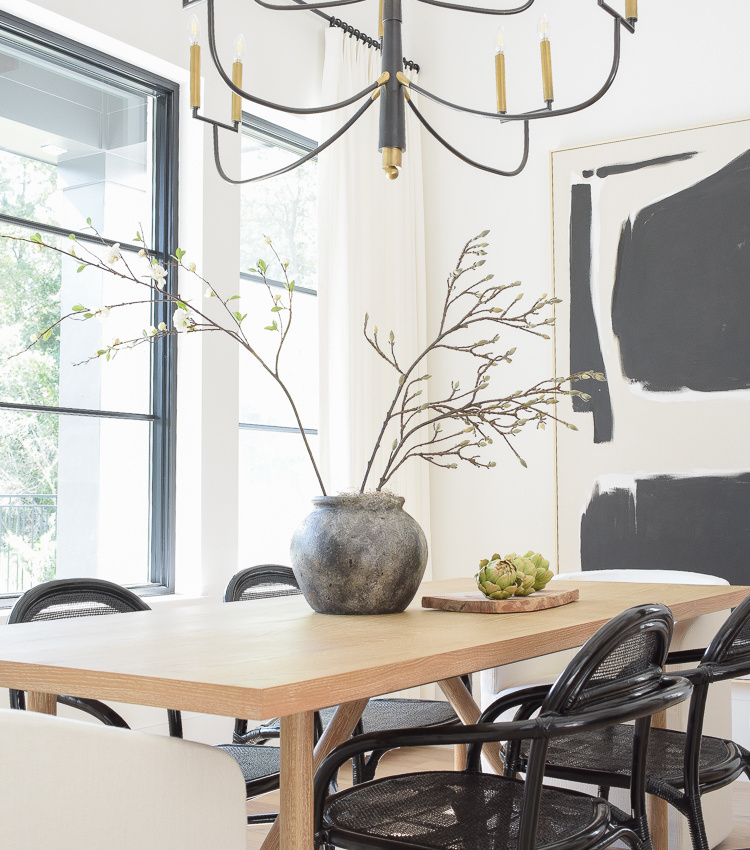 Dining Room Reveal, Tour & Sources
